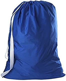 Chic-Product Heavy Duty Durable Nylon Laundry Bag with Shoulder Strap 30 x 40 Inch Ideal for Dorm and Apartment Dwellers