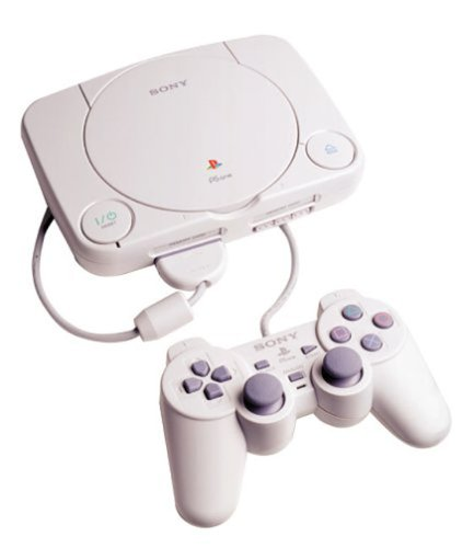 Playstation 1 - Konsole PSOne Slim
