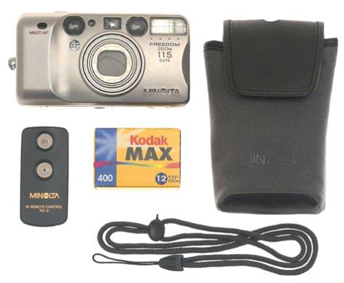 Minolta Freedom 115 Date 35mm Camera