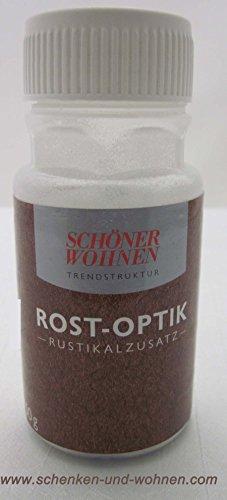 Rost-Optik Rustikalzusatz 150 g Schöner Wohnen