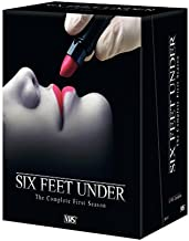 Six Feet Under - The Complete First Season VHS