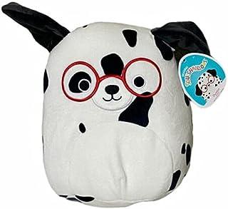 "Squishmallows 8"" Dustin The Dalmatian Plush"