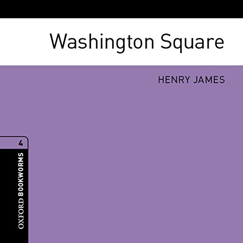 Washington Square (Adaptation) audiobook cover art