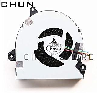 FCQLR Nuevo Enfriador Ventilador compatibles para ASUS VivoMini PC VC68v VC68R CPU enfriamiento Ventilador