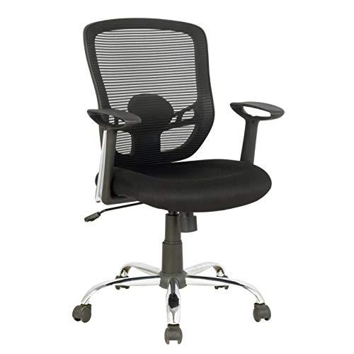tygerclaw tyfc2206aire rejilla media espalda silla de oficina