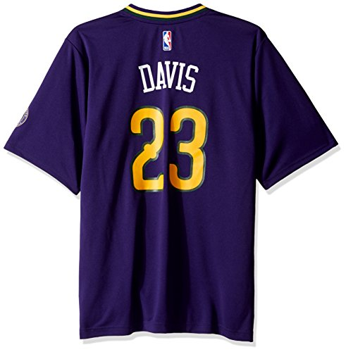 adidas NBA New Orleans Pelicans Anthony Davis # 23da Uomo, da Uomo, Uomo, Pride, Pride
