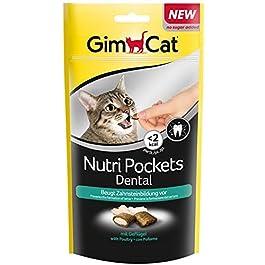 GimCat Nutri Pockets Dental – 60g