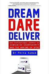 Dream Dare Deliver Kindle Edition