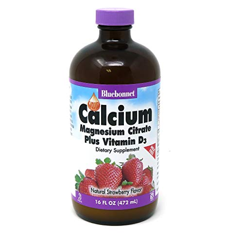 Bluebonnet Nutrition Liquid Calc...