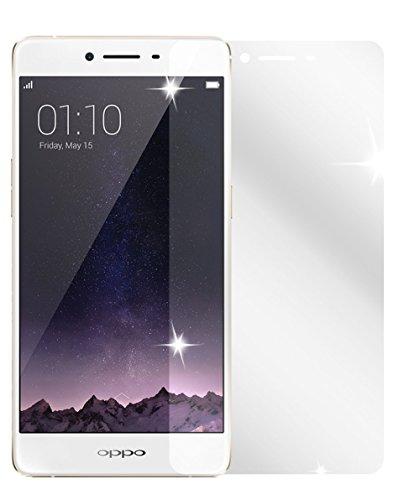 dipos I 6X Schutzfolie klar kompatibel mit Oppo R7s Folie Bildschirmschutzfolie