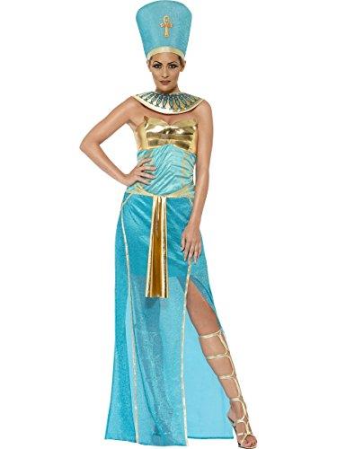 Smiffys Diosa Nefertiti Adultas - Disfraz - Medium - 40/42