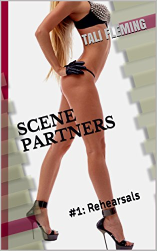 Scene Partners (Contemporary Lesbian Romance, lesbian seduction, first time lesbian Book 1)