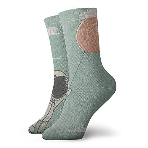 Pretzels - Calcetines de comida para hombre y mujer, calcetines deportivos informales y cómodos, 30 cm