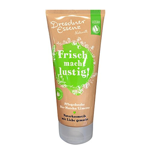 Dresdner Essenz Duschgel Frisch macht lustig, 200 ml