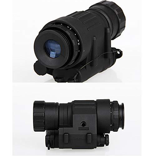 Dispositivo de visión nocturna digital, dispositivo de visi