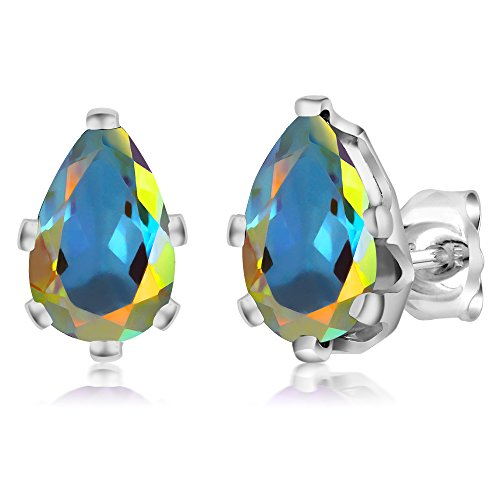 Top 10 earrings blue topaz marquise for 2021