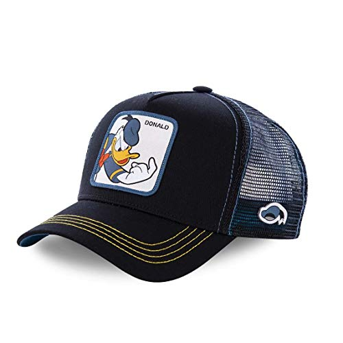 CAPSLAB Gorra Trucker Donald DON2 U