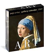 2022 Art Gallery Calendar