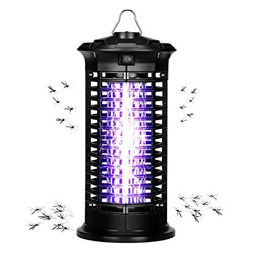 EnweKapu Lámpara Antimosquitos, Interior Mosquito Lámpara, Caza Mosquitos Electrico con Cepillo Limpieza,...