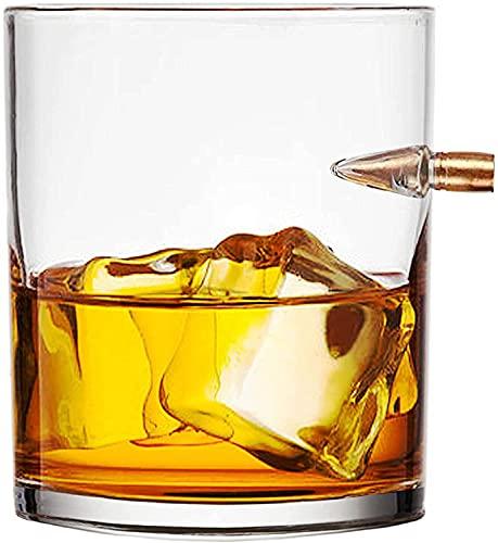 Bicchieri Whisky,Bicchieri Vino Vetro Moderni Personalizzato Bicchieri Cocktail Particolari,Bicchieri da liquore,Vikings Gadget Regalo Papa Liquore Regalo (A)