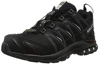 Salomon XA Pro 3D GTX W, Zapatillas de Trail Running para Mujer, Negro (Black/Black/Mineral Grey), 41 1/3 EU (B01HD2WY3S) | Amazon price tracker / tracking, Amazon price history charts, Amazon price watches, Amazon price drop alerts