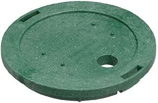 2 Pack - Orbit Sprinkler Valve Box Cover for 5-1/2 Inch (Inside Diameter) Round Boxes