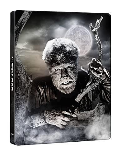 L'Uomo Lupo (1941) 80TH Anniversary Steelbook (4 Ultra HD + Blu-ray) (2 Blu Ray)