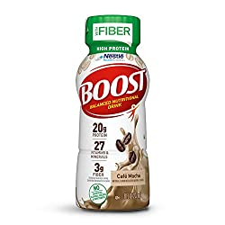 Image of BOOST High Protein with...: Bestviewsreviews