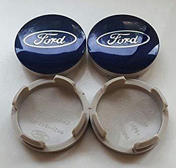 Tapas Centrales Para Ruedas De AleaciÓN De 4 X 54mm Tapas Centrales Para Bujes Azules 54mm Se Adapta A Ruedas Ford