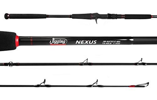 Jigging world Nexus Rods (JW-NX701C-MH)