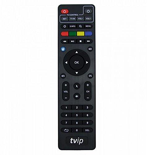 Telecomando equivalente per tvip IPTV Boxe v.410V.412