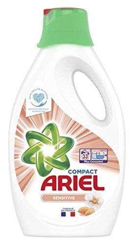 Ariel Liquide Sensitive 1,815L (Lot von 2)