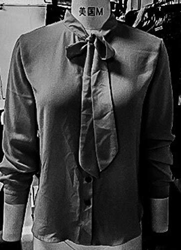 Tree-es-Life Cárdigan de Gasa de Verano para Mujer, Blusa Larga de Longitud Media, Blusa Informal de Manga Corta con Volantes, cárdigan Fino con protección Solar