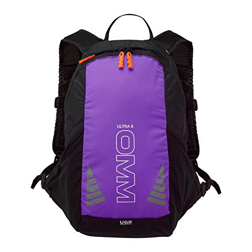 OMM(オリジナルマウンテンマラソン) Ultra8 Purple