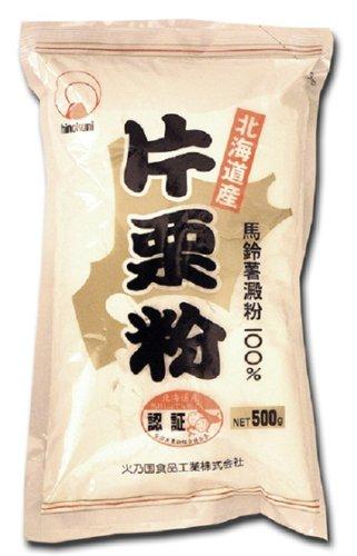 火乃国 片栗粉(北海) 500g×4袋