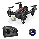 DROCON GD60 Mini Drone RC Quadricottero con videocamera HD 720P Video in Diretta...