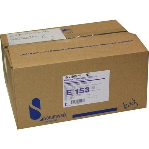 ELEKTROLYT Inf.-Lsg. 153 PP- 5000 ml Infusionslösung