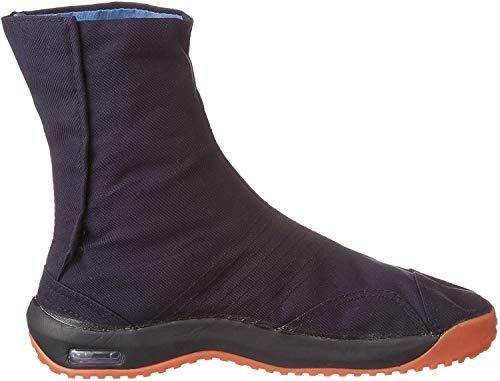 Marugo Ninja Jikatabi scarpe cuscino d' aria 6Clips–direttamente dal Giappone, Navy, 27.5cm ca. EU 42.5 UK 9.5
