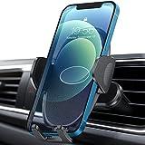 Nookazon Porta Cellulare da Auto, Supporto Cellulare Auto Bocchette Rotazione Universale 360°, Porta Telefono Auto per iPhone 13 12 Pro Samsung Redmi Xiaomi Huawei e GPS Dispositivi