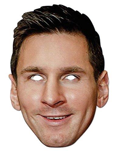 mask-arade(マスカレード) パーティマスク Lionel Messi Mask メッシ
