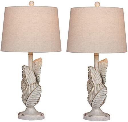 Cory Martin W 6253 2PK Table Lamp 27 5 Antique White product image