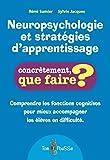 Neuropsychologie et stratégies...