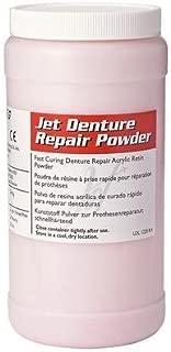 LNG Jet Denture Repair Acrylic Powder Fib Pink 1LB/Bottle