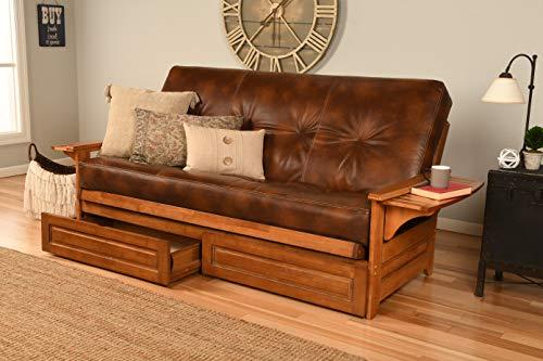 Kodiak Furniture Futon Set, Full
