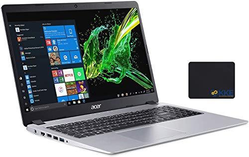 "Acer Aspire 5 Slim High Performance Laptop, 15.6"" Full HD Screen, Newest AMD Ryzen 7 Processor, 32GB RAM, 1TB SSD+2TB HDD,Webcam,WiFi,Bluetooth,Online Meeting/Remote Working, Win10,Silver,KKE Mousepad"