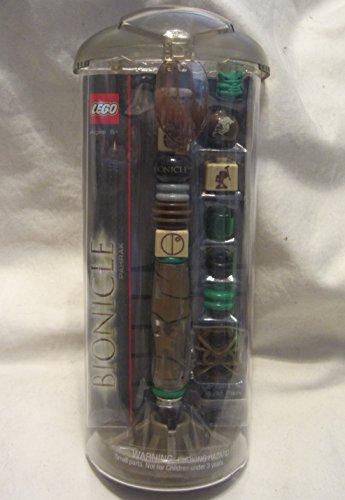 LEGO Bionicle pahrak Writing System Pen costruisci de briquetas la pluma robot