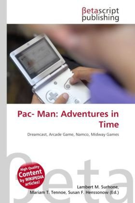 Pac- Man: Adventures in Time
