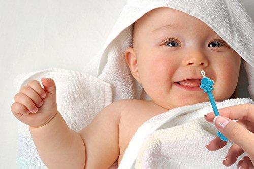 Bebon Angel – der bessere Nasenreiniger und Ohrenreiniger für Babys | Sichtbar wirksamer als Nasensauger/Nasensekretsauger - 3