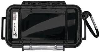 Pelican 1015 | Water Resistant Crushproof Micro Case Solid Black