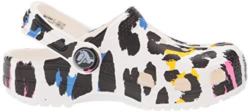 Crocs Kid's Classic Animal Print Clog